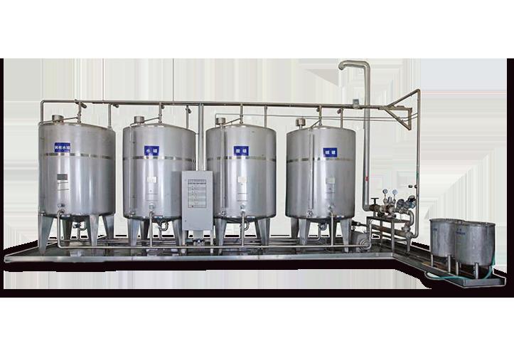 饮料前处理系统